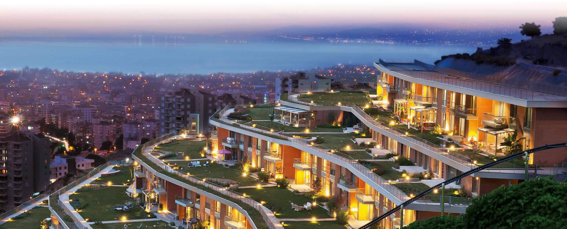 Asma Bahçeler - İzmir Narlıdere